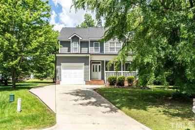 Durham Single Family Home For Sale: 10 Dunnhaven Court