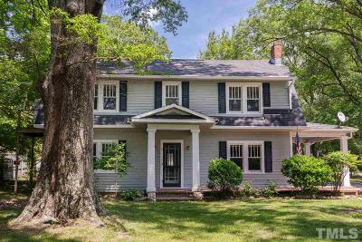 Durham Single Family Home For Sale: 3511 Angier Avenue