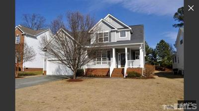 Morrisville Single Family Home For Sale: 202 Governors House Drive