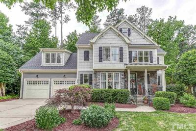 Holly Springs Single Family Home Contingent: 208 Middlecrest Way