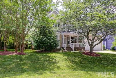 Chapel Hill Single Family Home Contingent: 101 Sunset Ridge Lane