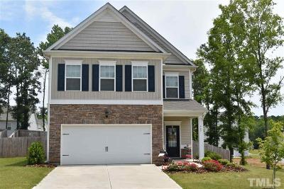 Sanford NC Single Family Home For Sale: $213,900