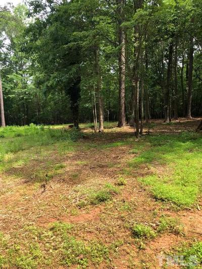 Johnston County Residential Lots & Land For Sale: 12389 Buck Road