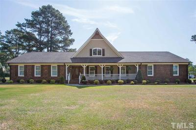 Angier Single Family Home For Sale: 678 N Broad Street