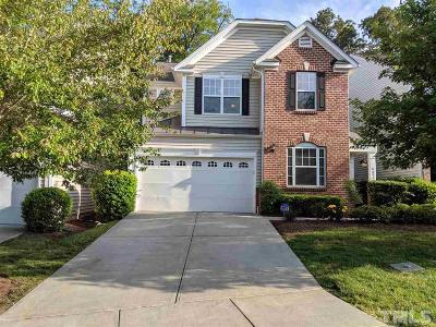 Durham Townhouse For Sale: 8006 Morrell Lane