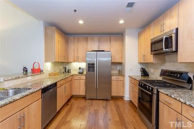 Chapel Hill Condo For Sale: 140 W Franklin Street #202