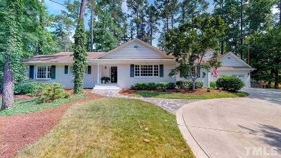 Durham Single Family Home For Sale: 3843 Somerset Drive
