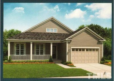 Chatham County Single Family Home For Sale: 1165 St Cloud Loop #Lot 62