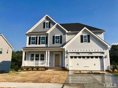 Knightdale Single Family Home For Sale: 2005 Ashland Grove Drive