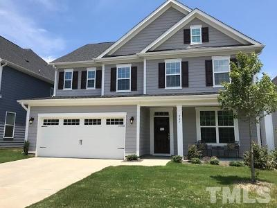 Holly Springs Rental For Rent: 229 Mystwood Hollow Circle