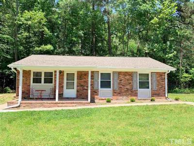 Durham Rental For Rent: 3406 Facade Street