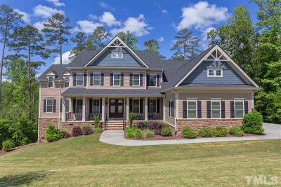 Chapel Hill Single Family Home For Sale: 116 Eagles Watch Lane