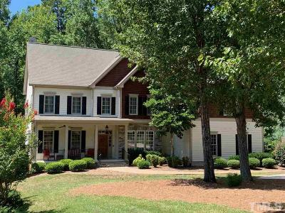 Chapel Hill Single Family Home For Sale: 456 Mountain Laurel