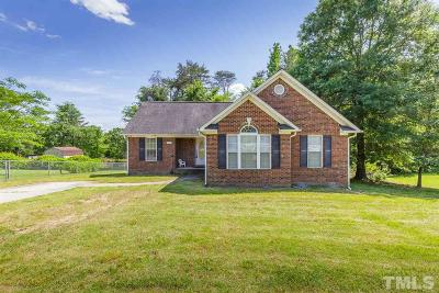 Burlington Single Family Home For Sale: 1742 Dixon Swimming Pool Road
