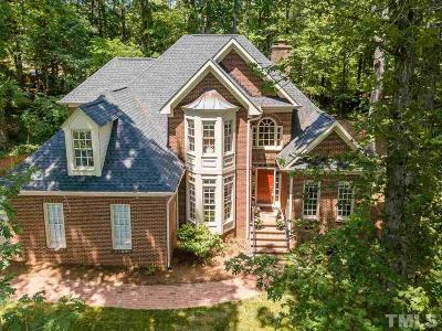 Chapel Hill Single Family Home For Sale: 108 Sierra Drive