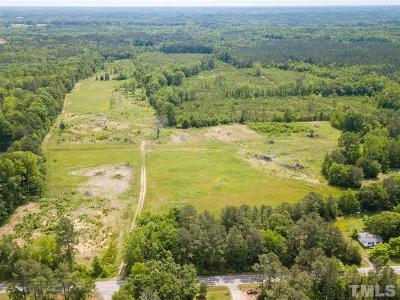 Granville County Residential Lots & Land For Sale: 5060 Antioch Road