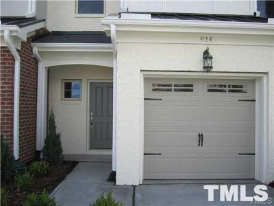 Morrisville Rental For Rent: 614 Libson Street
