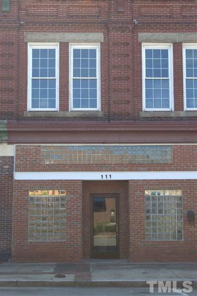 Johnston County Commercial For Sale: 111 S Raiford Street