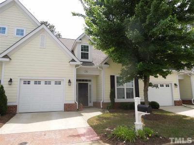 Garner Townhouse For Sale: 158 Sheraton Lane