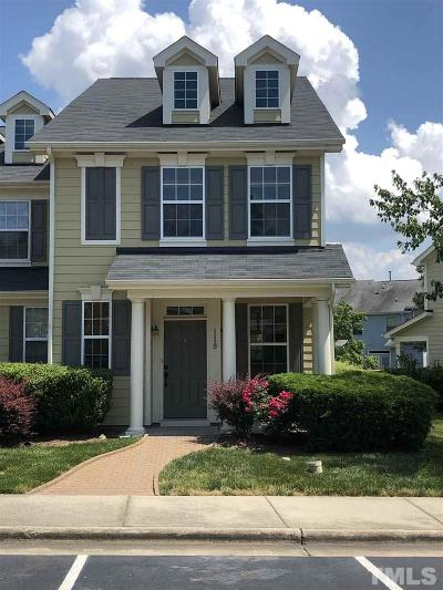 Cary Rental For Rent: 119 Point Comfort Lane