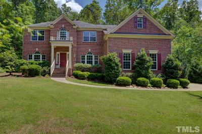 Raleigh NC Single Family Home For Sale: $514,900