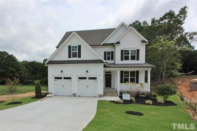 Wake Forest Single Family Home For Sale: 8604 Rowan Oak Court