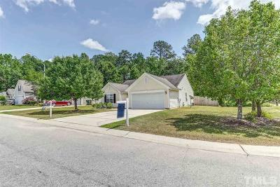 Clayton Single Family Home For Sale: 2033 Olive Tree Lane