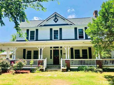 Oxford Single Family Home For Sale: 7129 Dexter Road