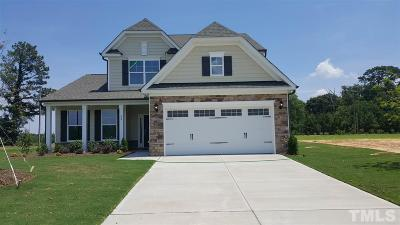 Johnston County Single Family Home For Sale: 68 Sunnyfield Court Street