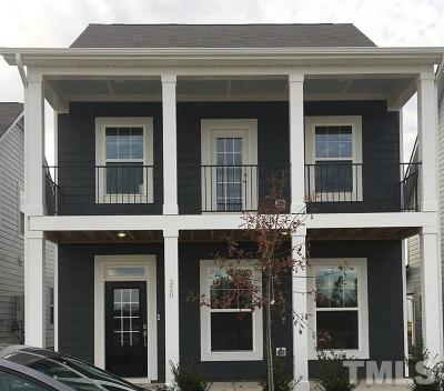 Holly Springs Rental For Rent: 320 Midden Way