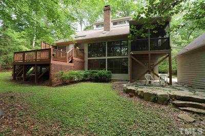 Wake County Single Family Home For Sale: 12229 Peed Road