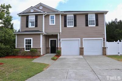 Durham Single Family Home Contingent: 1024 Sweet Gale Drive