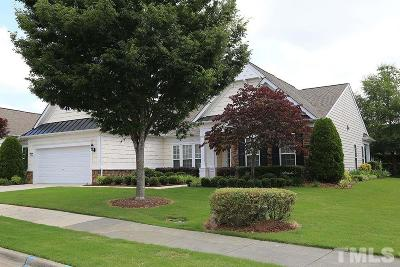Cary Single Family Home For Sale: 714 Arbor Brook Drive