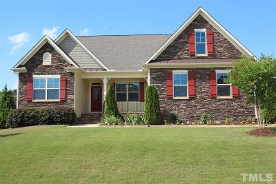 Wake County Single Family Home For Sale: 1544 Black Spruce Way