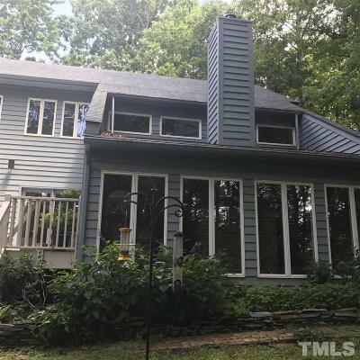 Durham Rental For Rent: 2320 Tanager Hill Road
