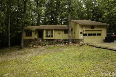Sanford Single Family Home For Sale: 2113 Traceway South