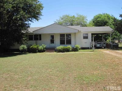 Harnett County Single Family Home For Sale: 2203 S Elm Avenue