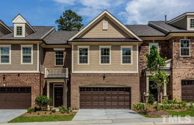Cary Rental For Rent: 251 Daymire Glen Lane