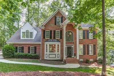 Holly Springs Single Family Home For Sale: 4909 Brambleridge Court