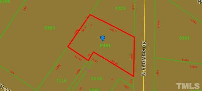 Benson Residential Lots & Land For Sale: Farmer Drive