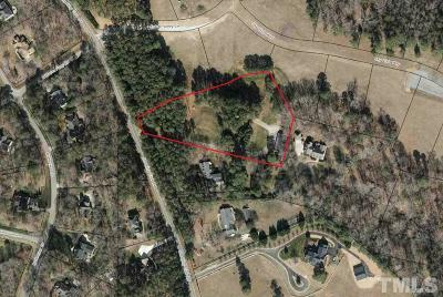 Wake County Residential Lots & Land For Sale: 12024 Shooting Club Road