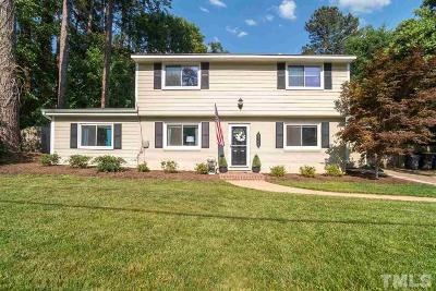Raleigh Single Family Home For Sale: 4704 Yadkin Drive