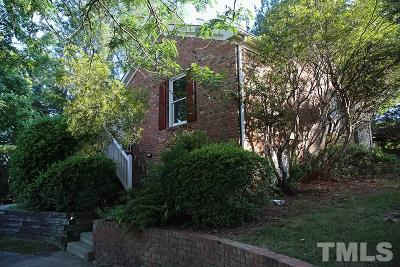 Durham Rental For Rent: 8 Preakness Drive