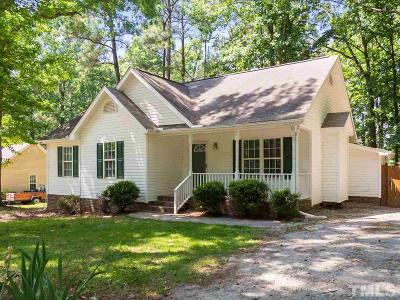 Franklin County Single Family Home For Sale: 120 Beaver Ridge Drive