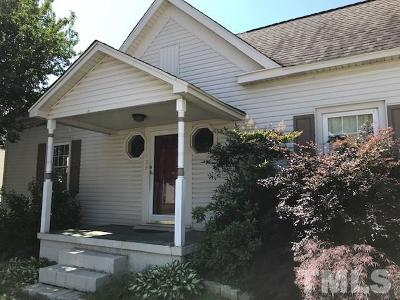 Franklin County Single Family Home For Sale: 125 W Main Street