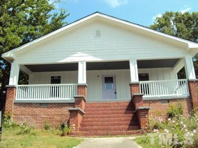Durham Single Family Home For Sale: 403 Gray Avenue