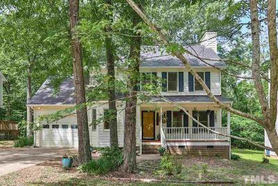 Durham Single Family Home For Sale: 4807 Lazyriver Drive