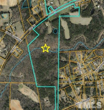 Granville County Residential Lots & Land For Sale: 4276 Old Nc 75 Highway