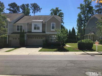 Cary Rental For Rent: 213 Murray Glen Drive