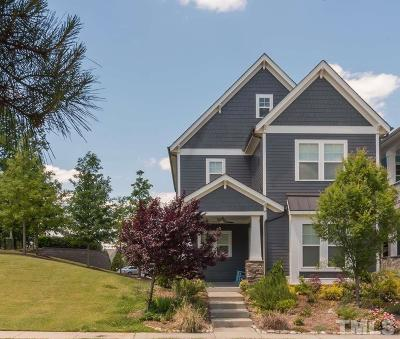 Chapel Hill Single Family Home For Sale: 2422 Briar Chapel Parkway